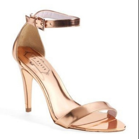 Ted Baker Shoes | Rose Gold | Poshmark